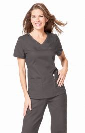 7 Colours Available Koi Nicole Womens Medical Scrub Top