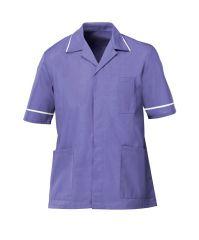G103 Mens Healthcare Rever Collar Tunic