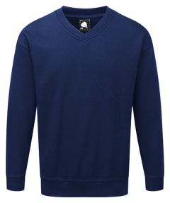Buzzard Premium V Neck Sweatshirt