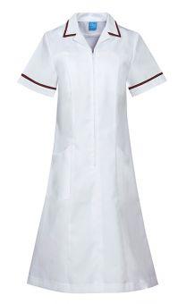 1614 Nurses Zip Dress