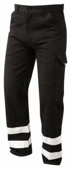 Heron Kneepad Combat Trouser with Reflective Bands