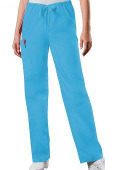 4100 Cherokee Unisex trouser drawstring waist