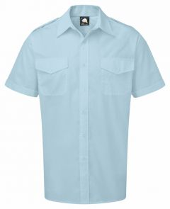 The Essential Short Sleeve Pilot Shirt