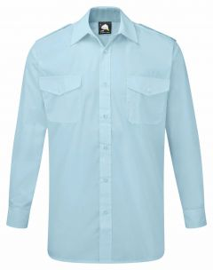 The Essential Long Sleeve Pilot Shirt
