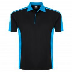 1198 Avocet Contrast Polyester Polo