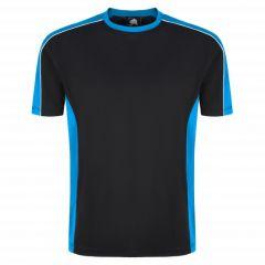 1008 Avocet Contrast Polyester T-Shirt
