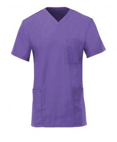 D397 Unisex Colourfast V Neck Scrub Top