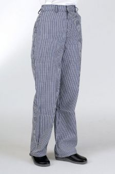 Denny's DC01E blue/white fully elasticated trouser