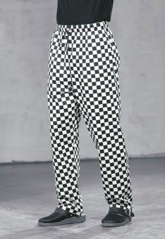 Denny's DC28 check trouser