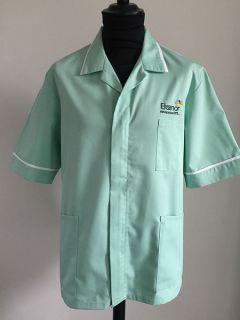 EC103 Eleanor Care Mens Healthcare Tunic