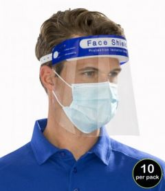 RV008 Face Shield (Pack 10)