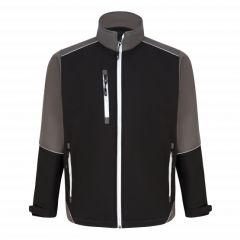 4283 Fireback Contrast Softshell Jacket