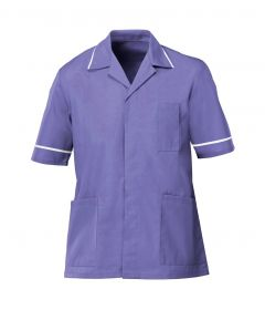G103 Mens Healthcare Rever Collar Tunic