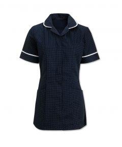 HF719 Women's spot tunic