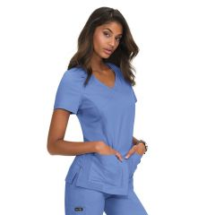 KOI Katie Basic Scrub Top