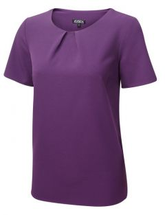 Libby Tuck Neck Comfort Stretch Shell Top