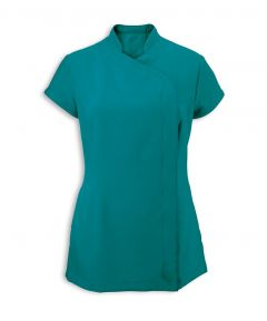 NF59 Women's easycare wrap zip tunic