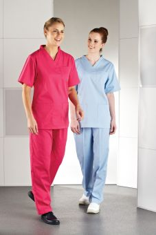 R197 Scrub Top
