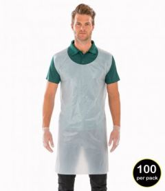 RV011 Disposable Apron (Pack 100)