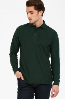 UC113 Long-sleeved Polo Shirt