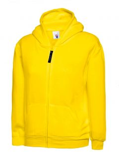 UC506 Childrens Classic Full Zip Hooded Sweatshirt