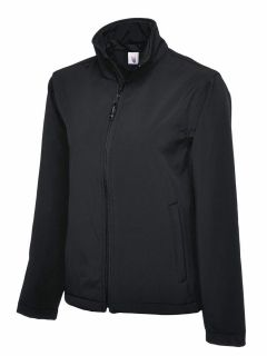 UC612 Classic Full Zip Soft Shell Jacket