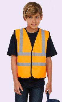 UC806 Childrens Hi-Viz Waist Coat